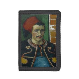 El Zouave de Vincent van Gogh