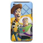 El zumbido y Woody de Toy Story iPod Case-Mate Protector
