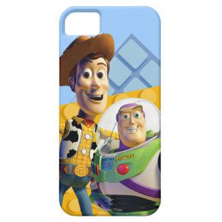 El zumbido y Woody de Toy Story iPhone 5 Coberturas