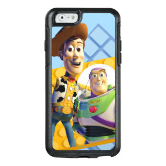 El zumbido y Woody de Toy Story Funda Otterbox Para iPhone 6/6s