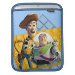 El zumbido y Woody de Toy Story Fundas Para iPads