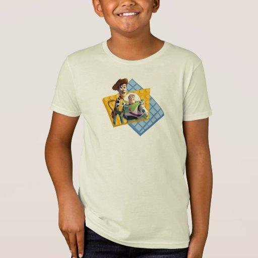 El zumbido y Woody de Toy Story Playera