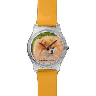 Ela, Pom Queen of the Lawn Wristwatch