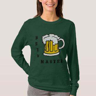 Elaboración de la cerveza o U-Brew del hogar de Playera