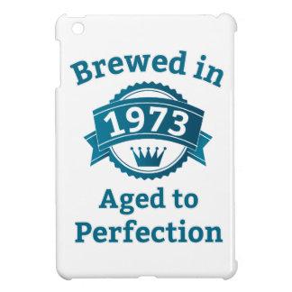 Elaborado cerveza envejecido en 1973 a la