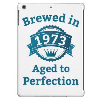 Elaborado cerveza envejecido en 1973 a la funda para iPad air