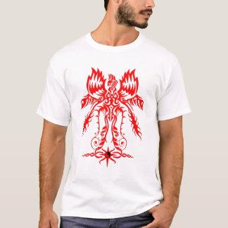 Elaborate phoenix red T-Shirt