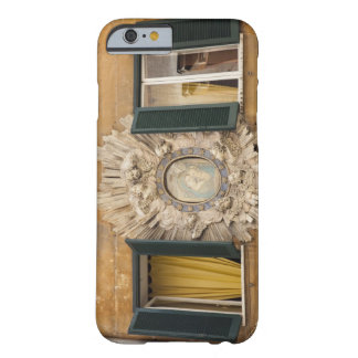 elaborate shrine squeezed between shuttered barely there iPhone 6 case