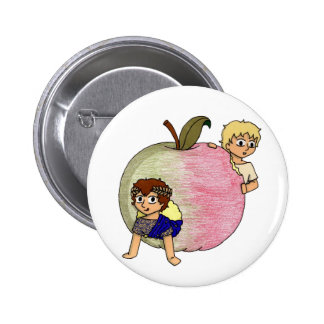 Elagabalus Apple Badge Buttons