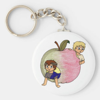 Elagabalus Apple Keychain