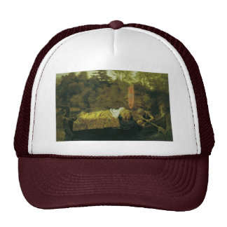 Elaine, or The Lily Maid of Astolat, 1870 Trucker Hat