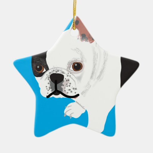 elaine scharnitzky's Boston Terrier Toby Ornaments