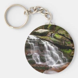 Elakala Falls Key Chain