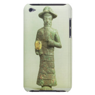 Elamite God with Golden Hand from Susa, Southweste iPod Touch Case