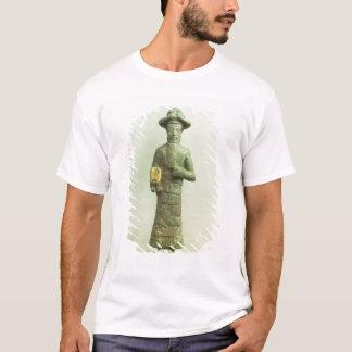 Elamite God with Golden Hand from Susa, Southweste T-Shirt