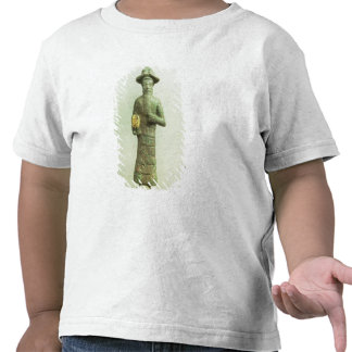 Elamite God with Golden Hand from Susa, Southweste Tshirts