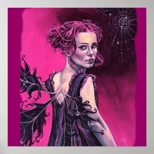 elanya the enchantress poster