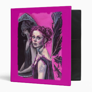 elanya the faery scryer binder