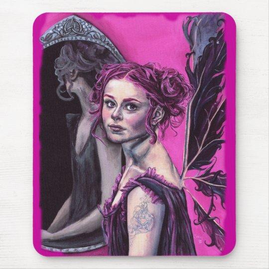 elanya the faery scryer mousepad