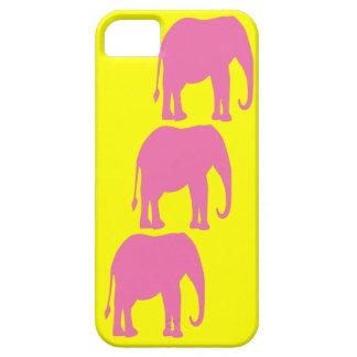 Elaphants iPhone SE/5/5s Case