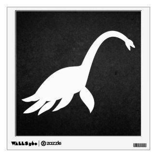 Elasmosaurus Pictograph Wall Skin