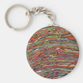 Elastic Bands Gifts Keychain
