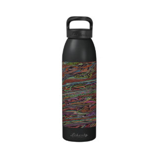 Elastic Bands Liberty Bottle Drinking Bottles