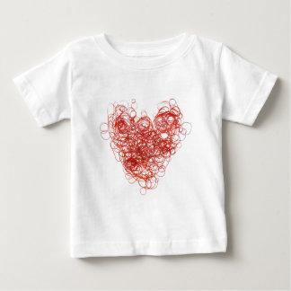 elastic love infant t-shirt