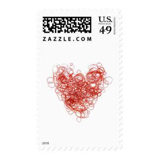 elastic love stamps