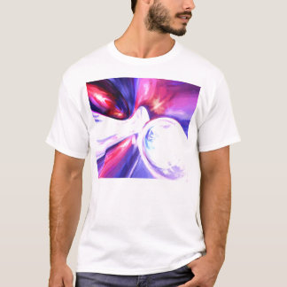 Elation Painted Abstract T-Shirt