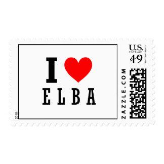 Elba, Alabama Sellos