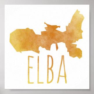 Elba Poster