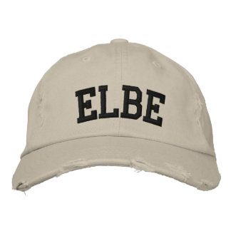Elbe Embroidered Hat