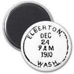 Elberton Ghostmark Imanes