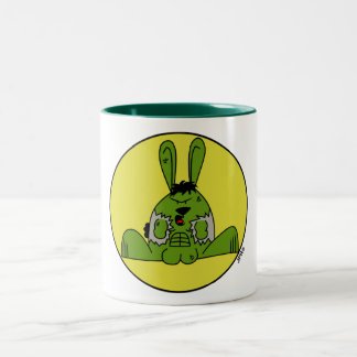 Elbolas  Hulkie Two-Tone Coffee Mug