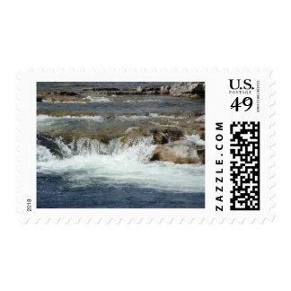 Elbow Falls Postage