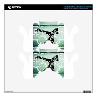Elbow freeze cool design skins for PS3 controllers