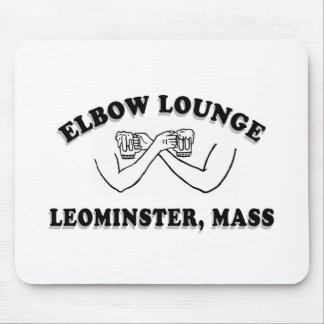 Elbow Lounge Mouse Pad