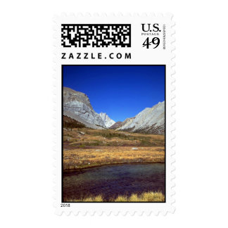 Elbow Pass in the Rocky Mountains, Alberta, Canada Postage