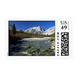Elbow River, Alberta, Canada Stamps