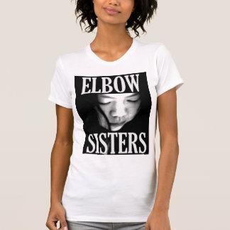 Elbow Sisters Womans TShirt