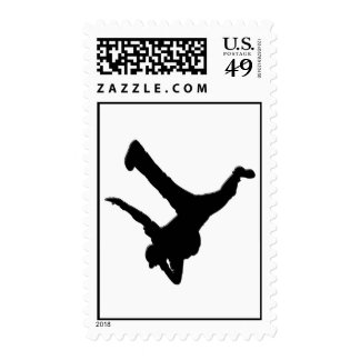 Elbow Stand Stamp