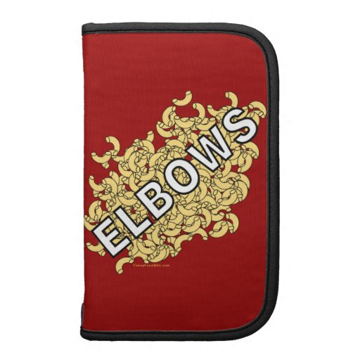 Elbows Text Planners
