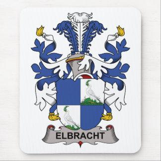 Elbracht Family Crest Mouse Pad