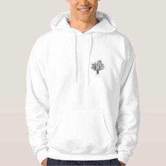 ELC Sweatshirt Hoodie with logo on back