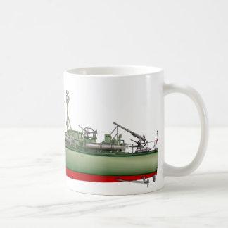 ELCO 80' Wrap-around Classic White Coffee Mug