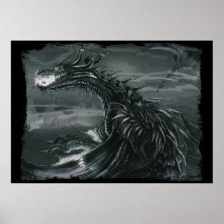 Elder Dragon Rising Poster