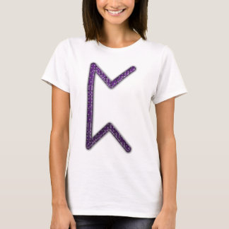 Elder Futhark Rune Peorth T-Shirt