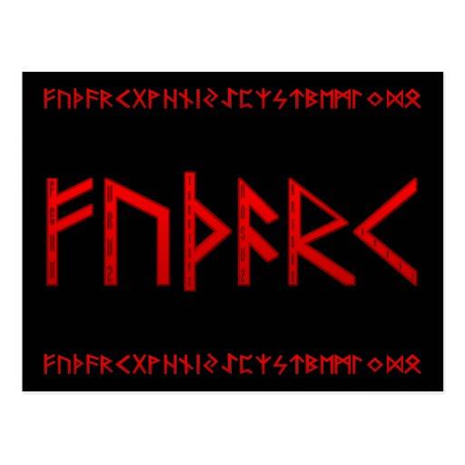how to read elder futhark runes