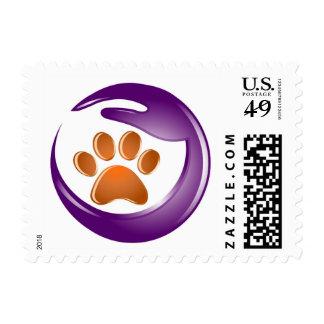 Elder Paws Stamp